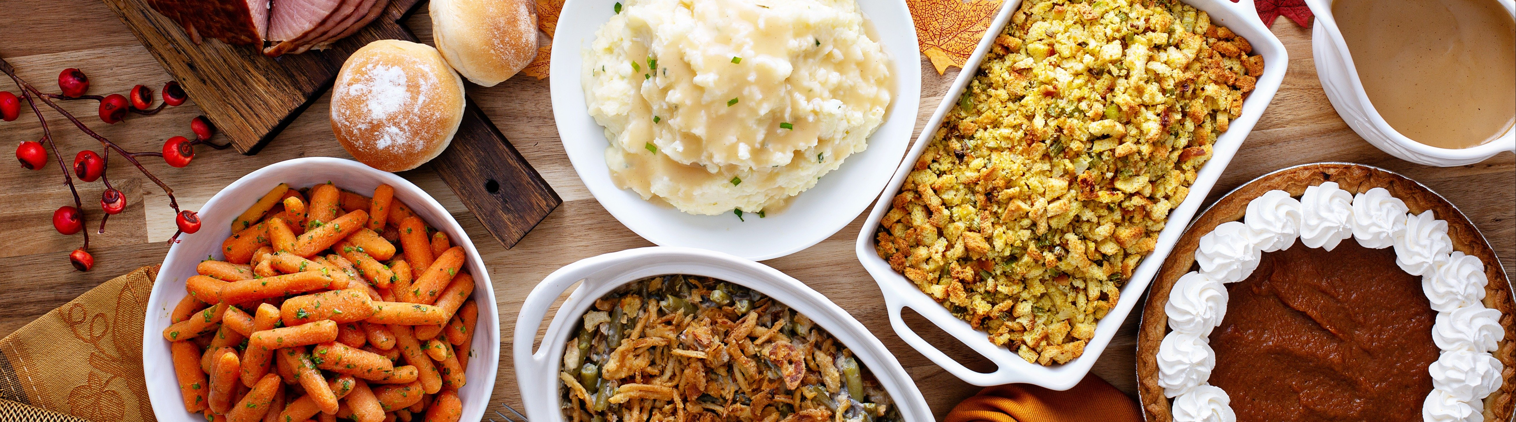 thanksgiving sides